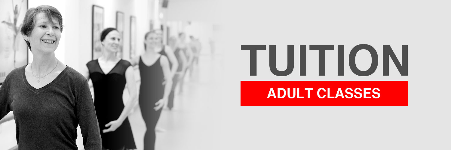 tuition for adult classes